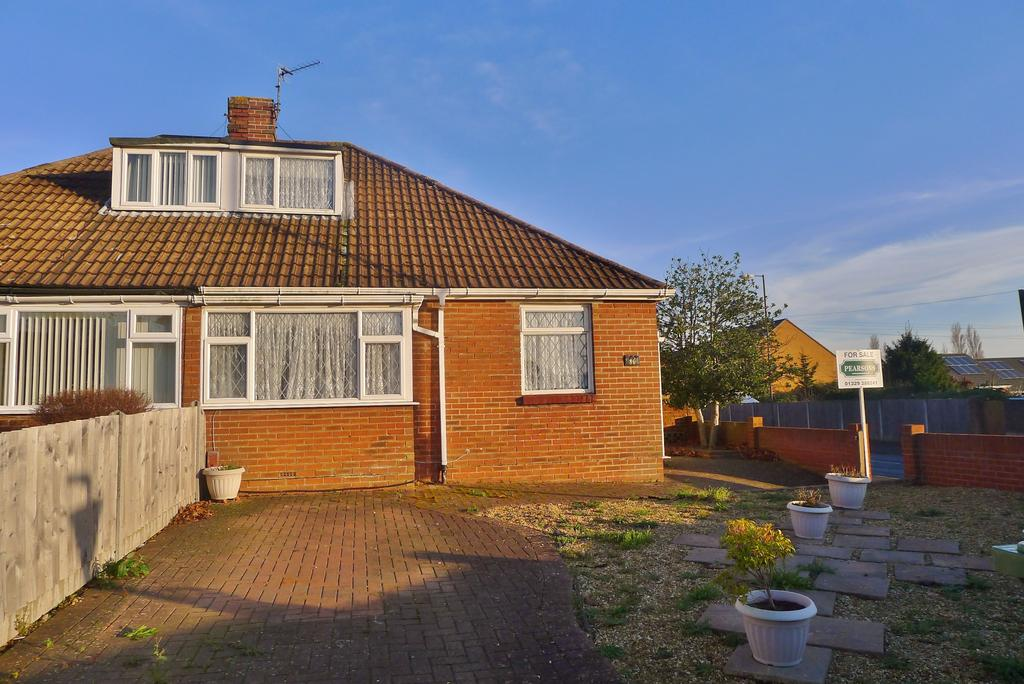 3 Bedrooms Semi Detached Bungalow for sale in PAULSGROVE BORDERS