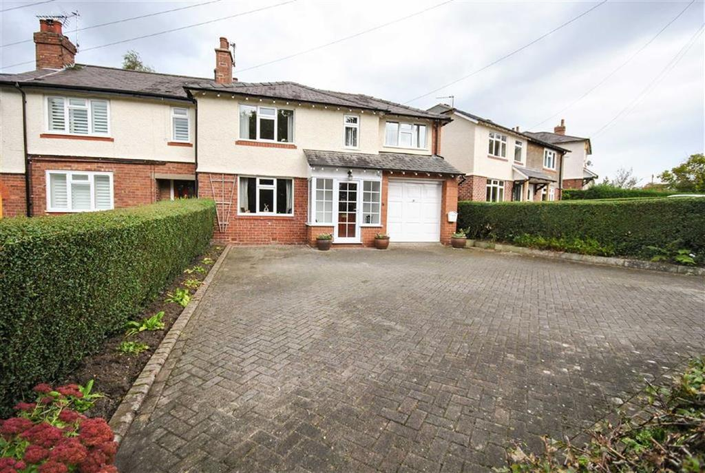 4 Bedrooms End Of Terrace House for sale in COPPICE ROAD, Poynton, Cheshire