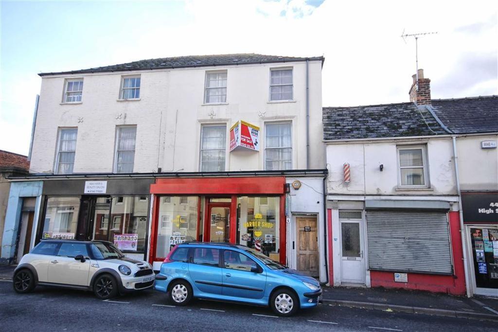 1 Bedroom Flat for sale in High Street, Town Centre, Cheltenham, GL50