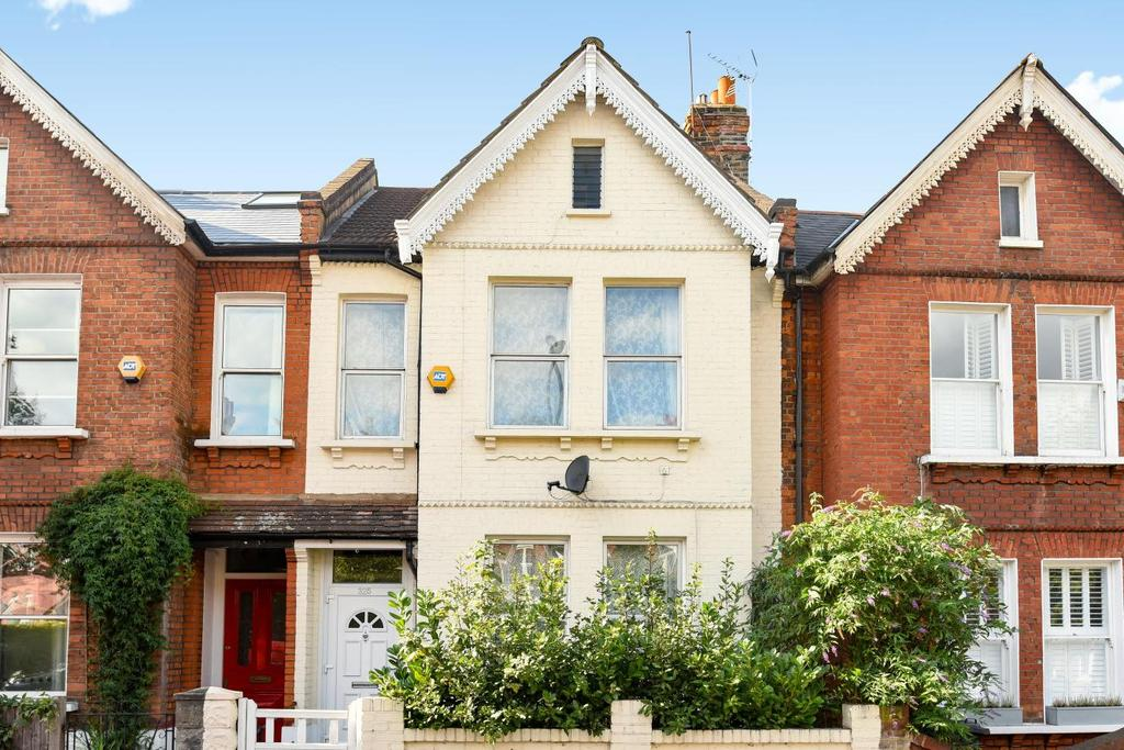 5 Bedrooms Terraced House for sale in Croxted Road, Herne Hill, SE24