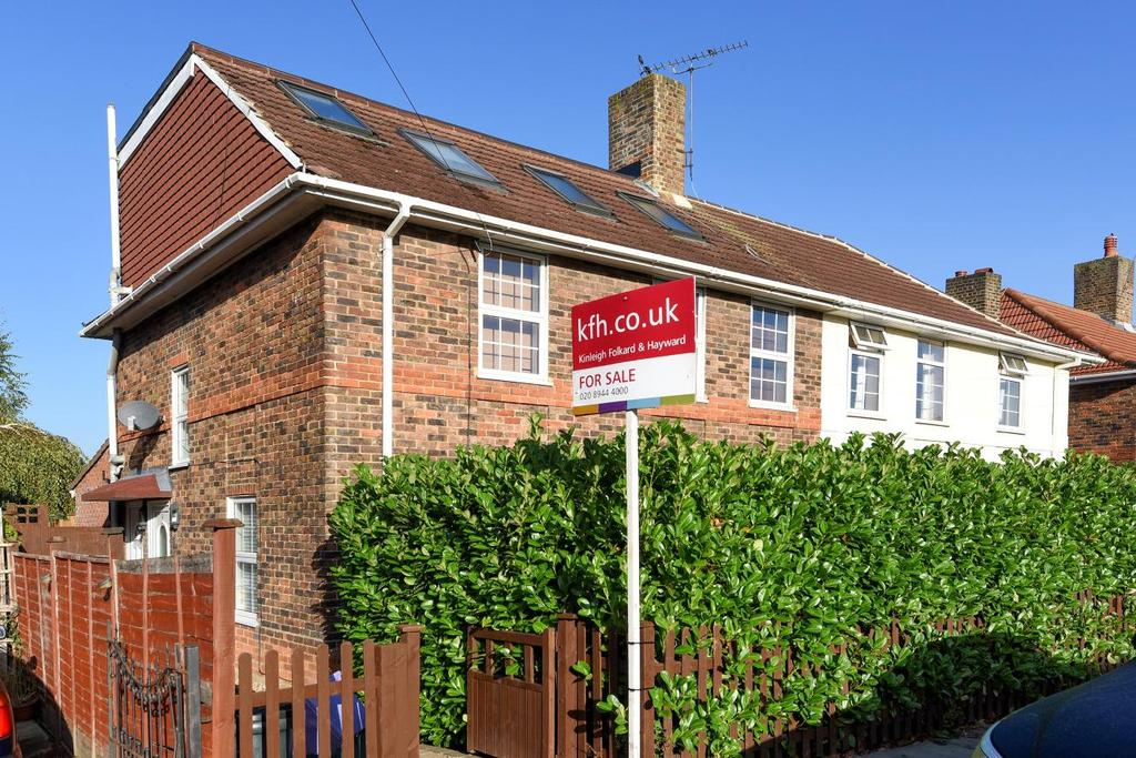 3 Bedrooms Maisonette Flat for sale in Cannon Hill Lane, Wimbledon