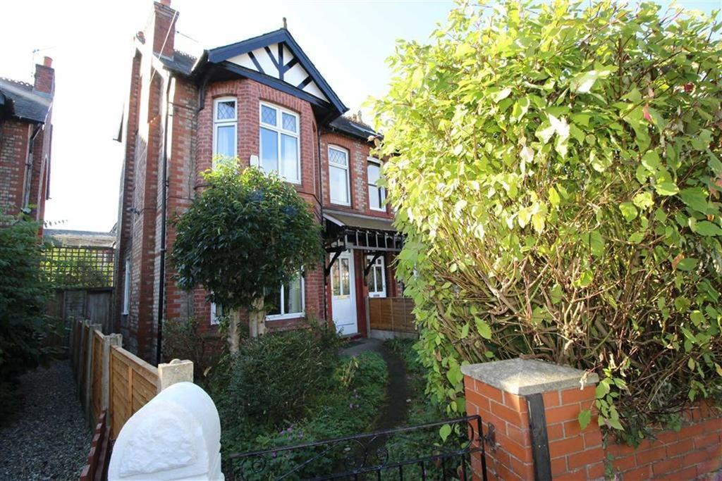 4 Bedrooms Semi Detached House for sale in Corkland Road, Chorlton