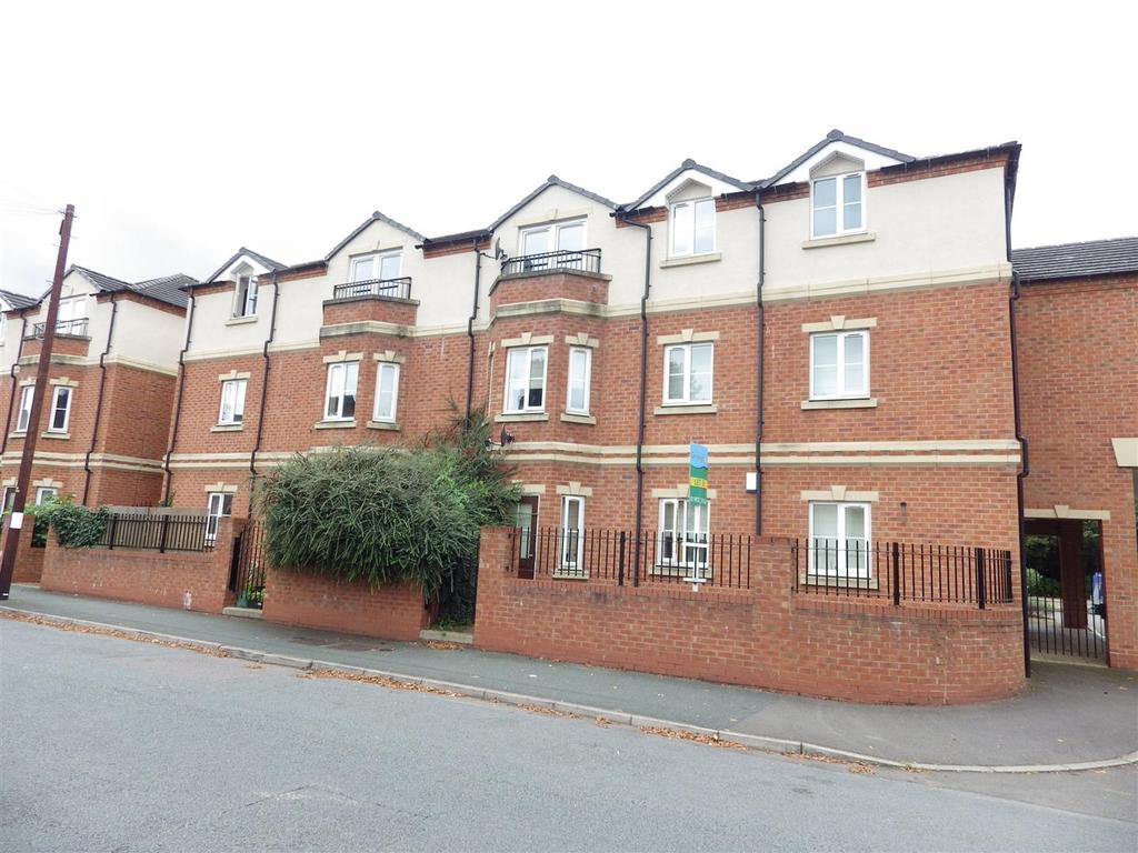 2 Bedrooms Apartment Flat for sale in Riches Street, Wolverhampton
