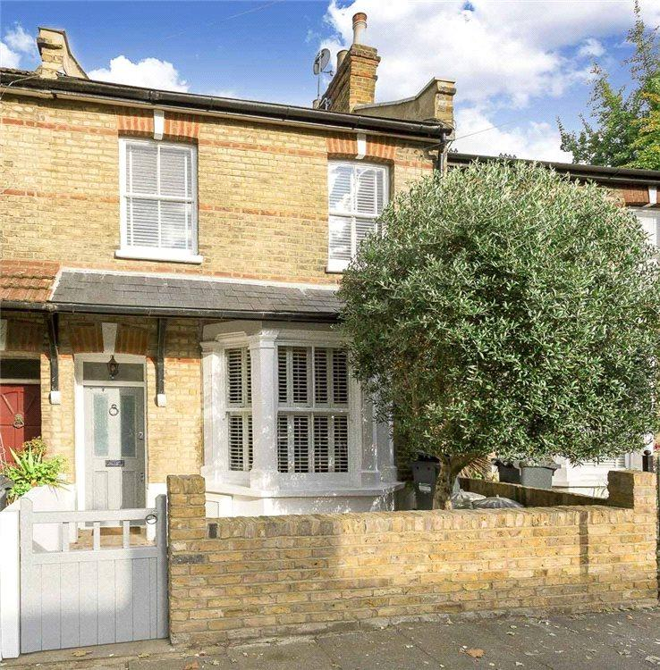 4 Bedrooms Terraced House for sale in Duke Road, Chiswick, London, W4