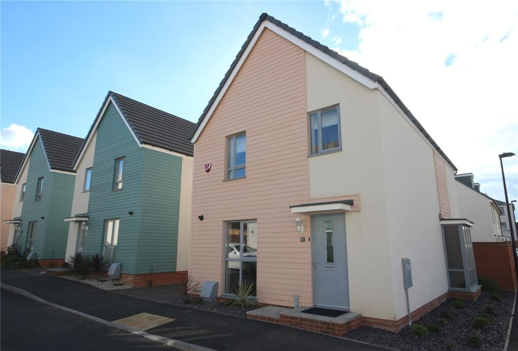 4 Bedrooms Detached House for sale in Great Copsie Way, Cheswick Village, Bristol, BS16
