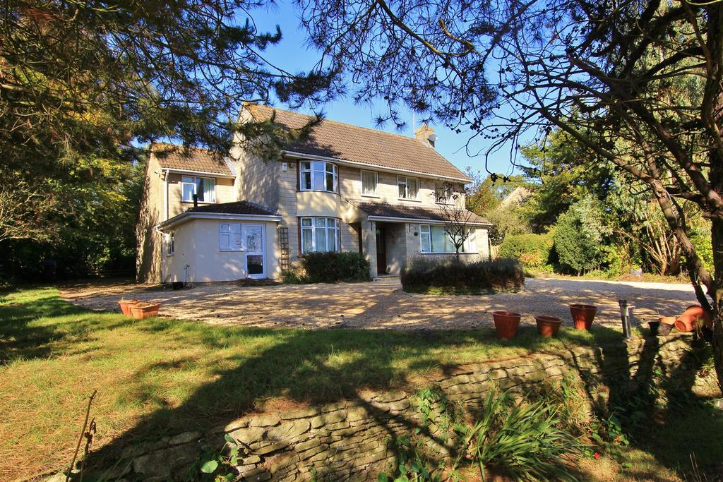 5 Bedrooms Detached House for sale in Leigh Road, Bradford-On-Avon