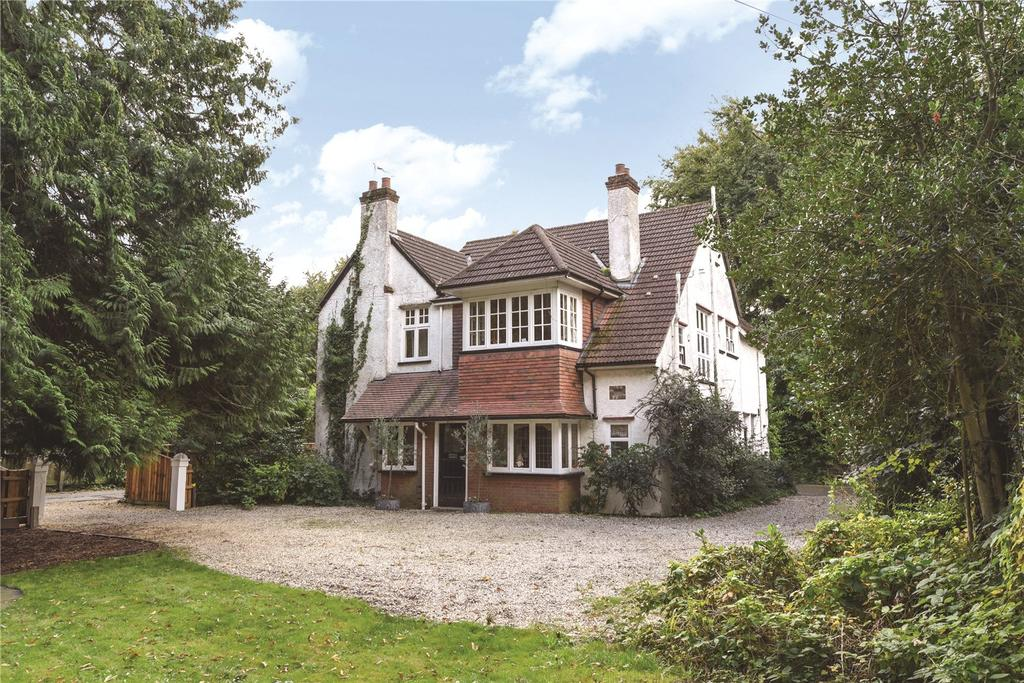 6 Bedrooms Detached House for sale in Judges Walk, Norwich, Norfolk