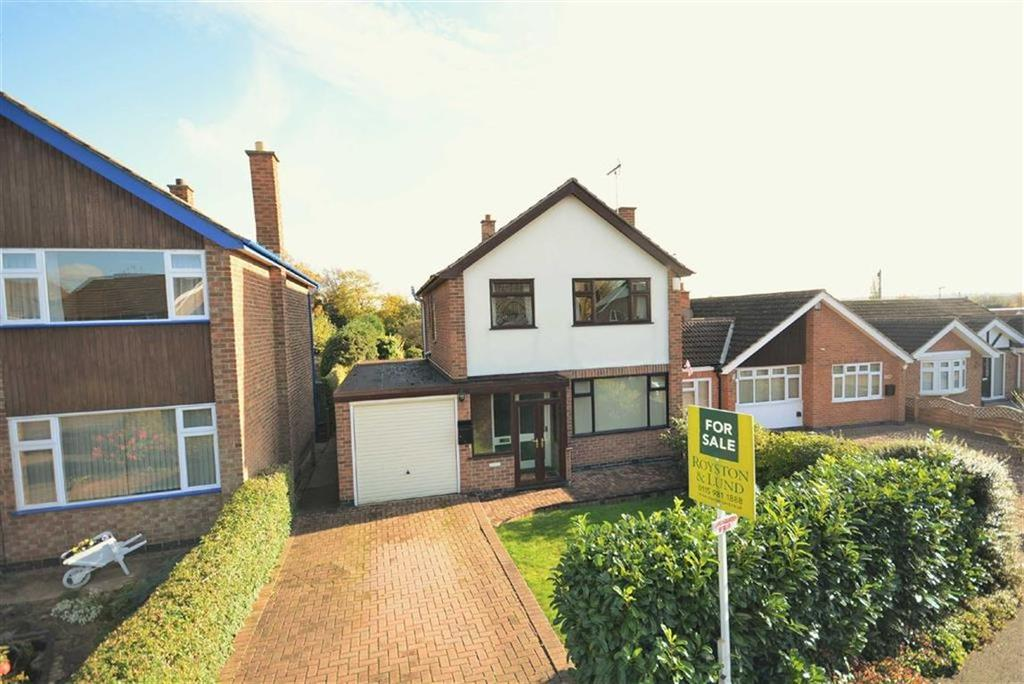 3 Bedrooms Detached House for sale in Sedgley Road, Tollerton