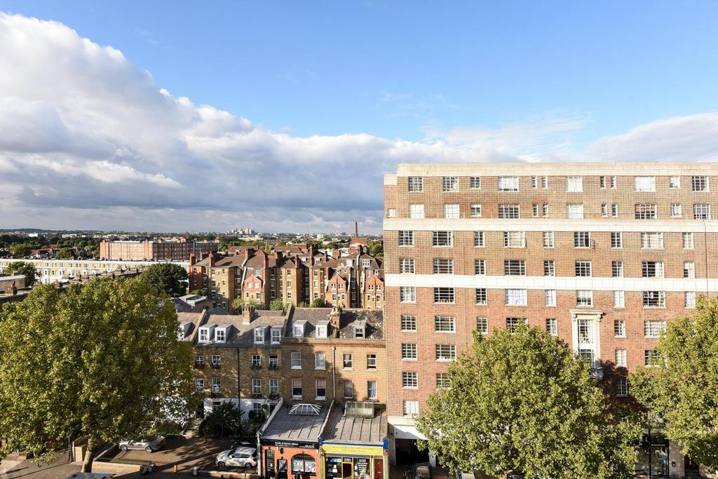 2 Bedrooms Flat for sale in St. Peters Grove, Hammersmith, W6