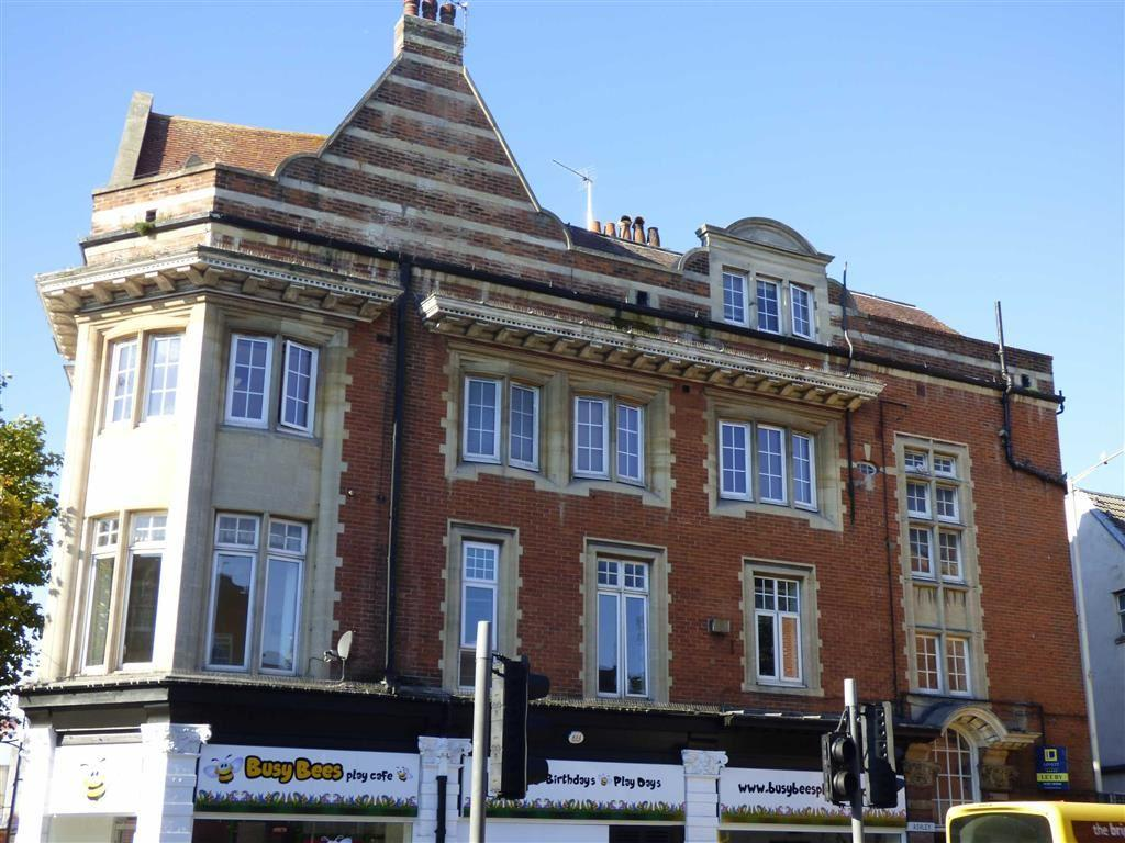 2 Bedrooms Flat for sale in Ashley Road, Bournemouth, Dorset, BH1