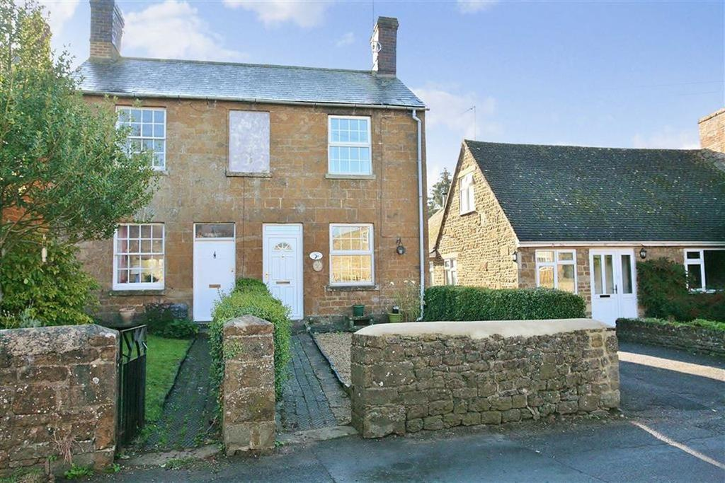 3 Bedrooms Semi Detached House for sale in Chapel Street, Hook Norton