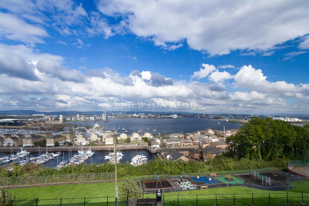 4 Bedrooms Terraced House for sale in Penarth, Vale of Glamorgan