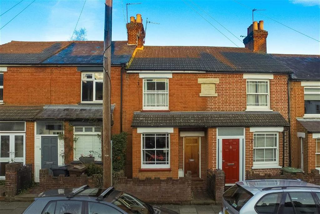 2 Bedrooms Terraced House for sale in Cavendish Road, St Albans, Hertfordshire