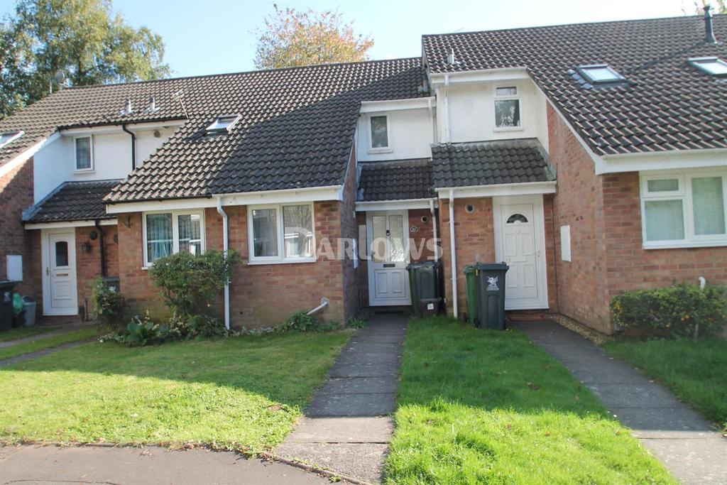 1 Bedroom Terraced House for sale in The Dell, Old St Mellons, Cardiff