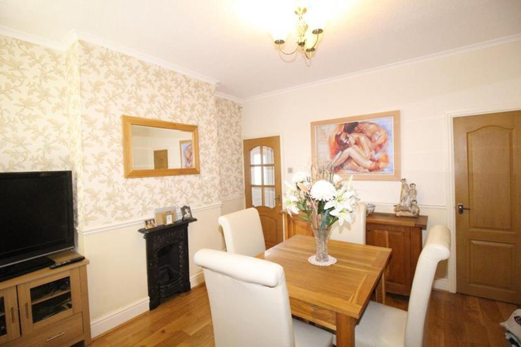 2 Bedrooms End Of Terrace House for sale in 40 King Street, Worksop