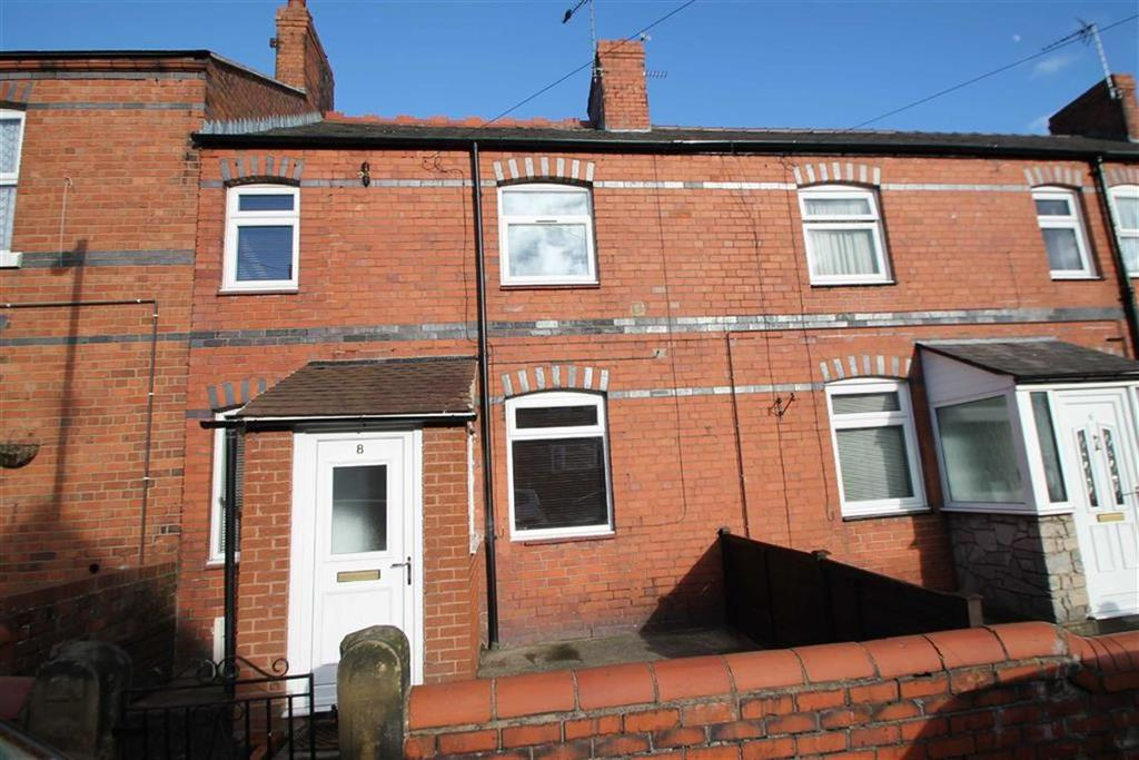 3 Bedrooms Terraced House for sale in Church Street, Rhostyllen, Wrexham