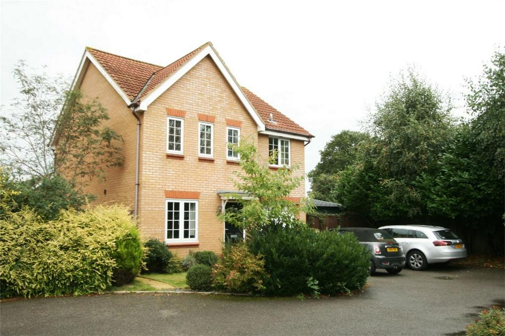 4 Bedrooms Detached House for sale in Kingfisher Road, ATTLEBOROUGH, Norfolk