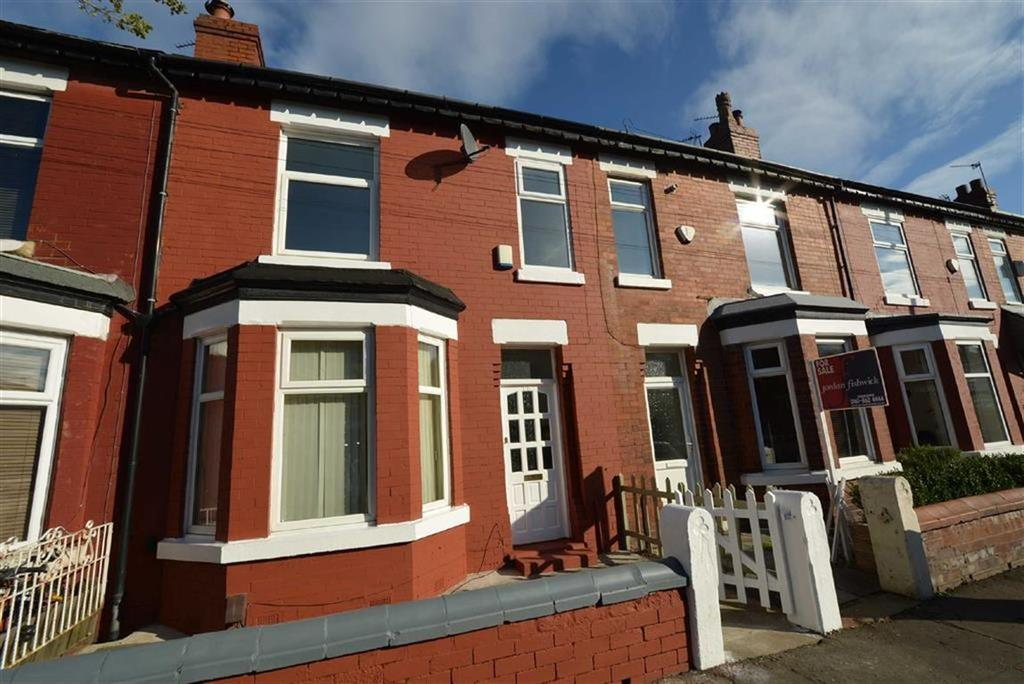 3 Bedrooms Terraced House for sale in Longford Road, CHORLTON CUM HARDY, Manchester