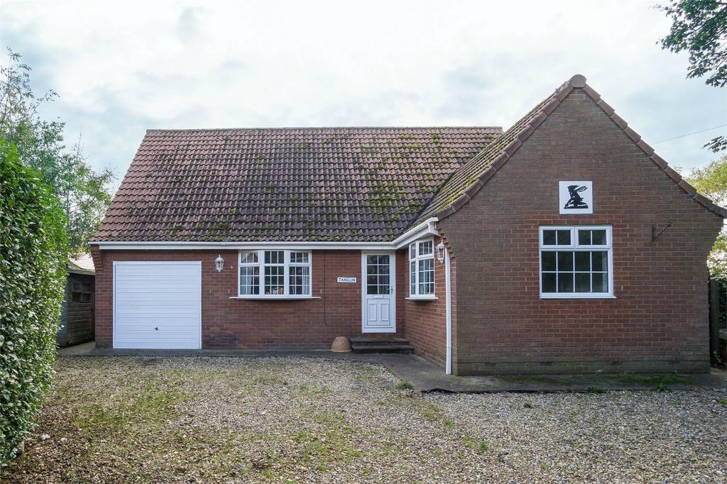 3 Bedrooms Detached Bungalow for sale in School Lane, Holmpton