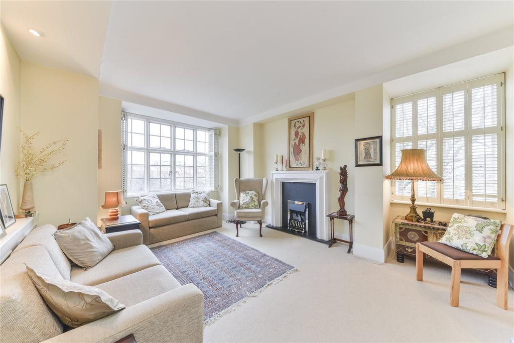2 Bedrooms Penthouse Flat for sale in Pembroke Court, South Edwardes Square, Kensington, London, W8