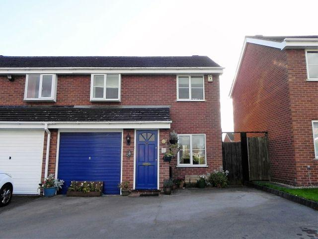 3 Bedrooms Semi Detached House for sale in Welland Way,Walmley,Sutton Coldfield