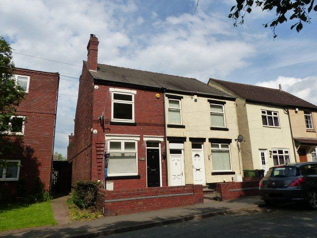 3 Bedrooms Semi Detached House for sale in Brookland Road,Walsall Wood,Walsall