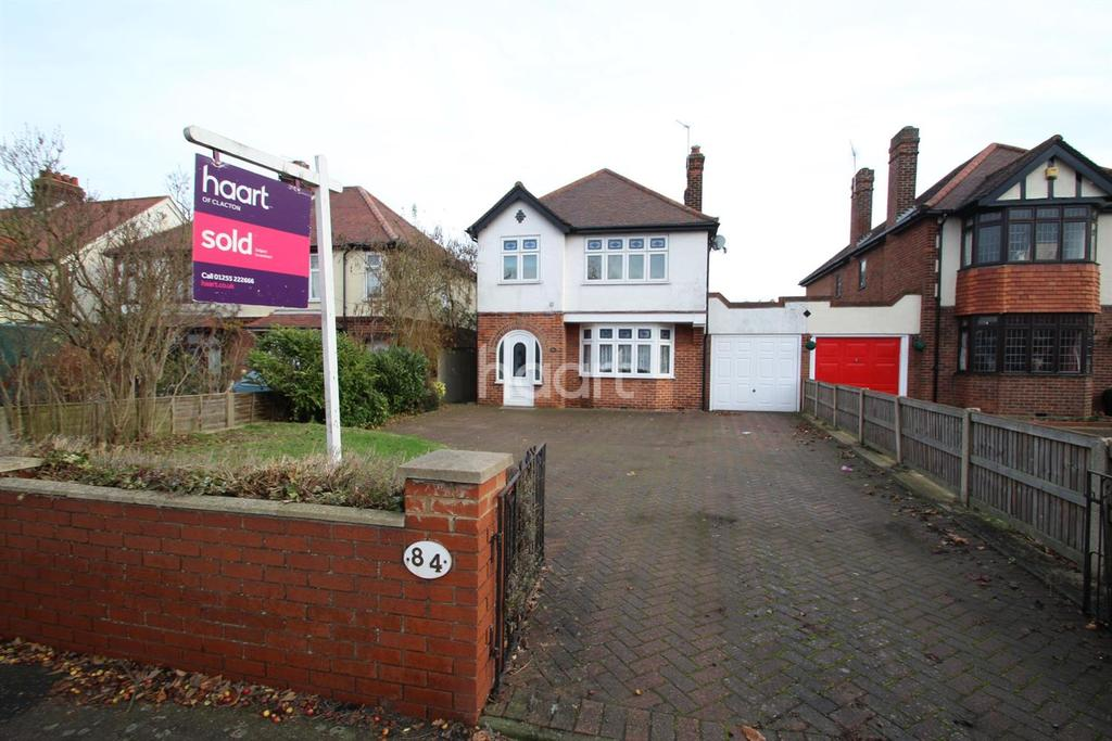3 Bedrooms Detached House for sale in London Road, Clacton-on-Sea
