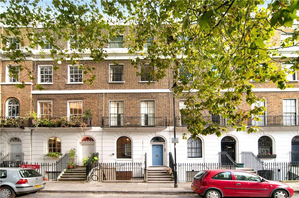 2 Bedrooms Flat for sale in Wilmington Square, London, WC1X