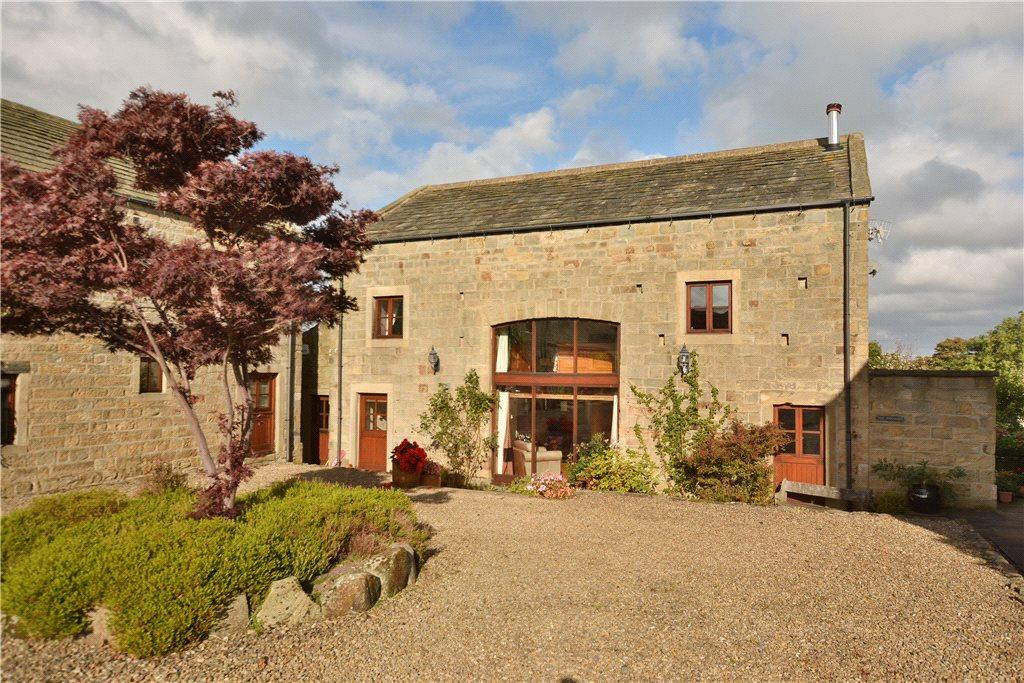 5 Bedrooms Detached House for sale in The Winnows, Swinsty Fold, Norwood, Harrogate, North Yorkshire