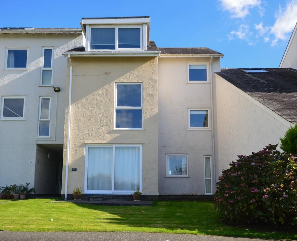 2 Bedrooms Apartment Flat for sale in 24 Ffordd Glyder, Y Felinheli, North Wales