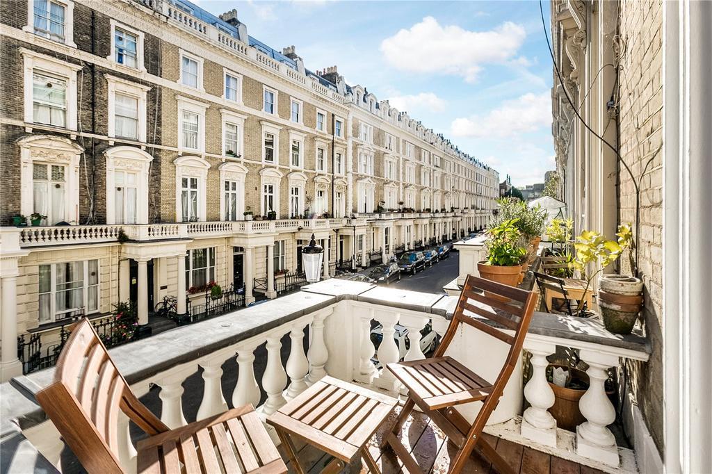 1 Bedroom Flat for sale in Clanricarde Gardens, Notting Hill, London