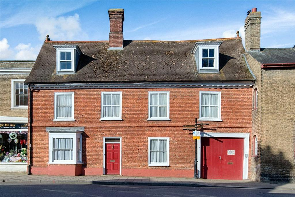 4 Bedrooms House for sale in The Broadway, St. Ives, Cambridgeshire, PE27