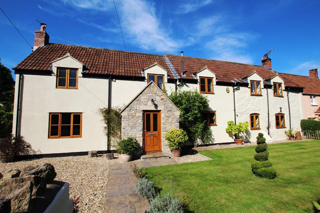 4 Bedrooms Semi Detached House for sale in Middle Stoughton, Wedmore