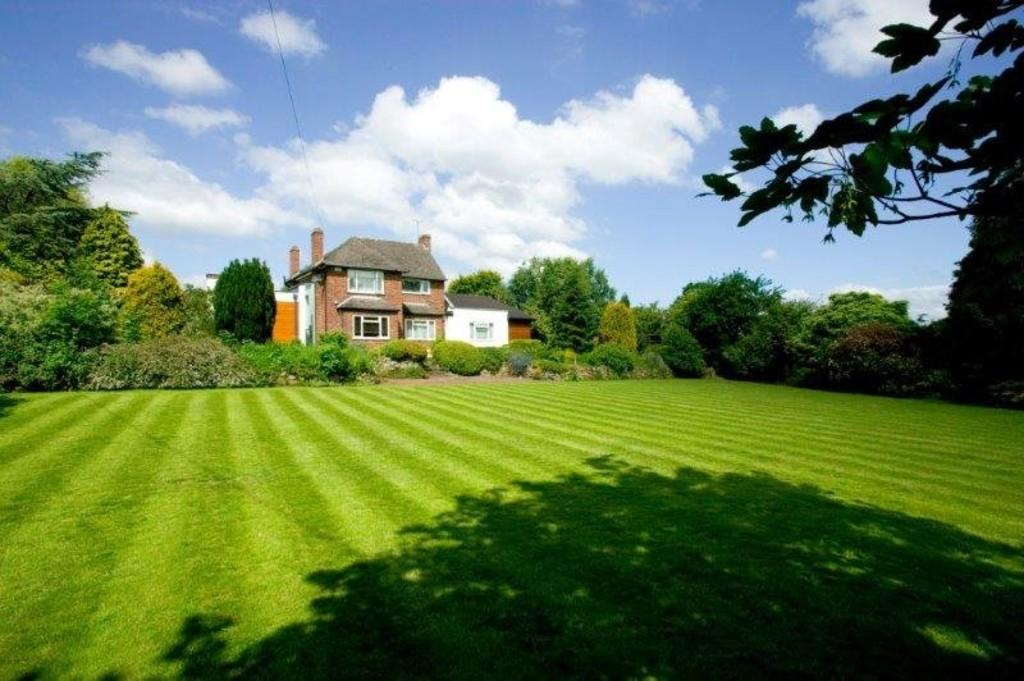 5 Bedrooms Detached House for sale in Willow Run, Tarvin Sands, CH3 8JF