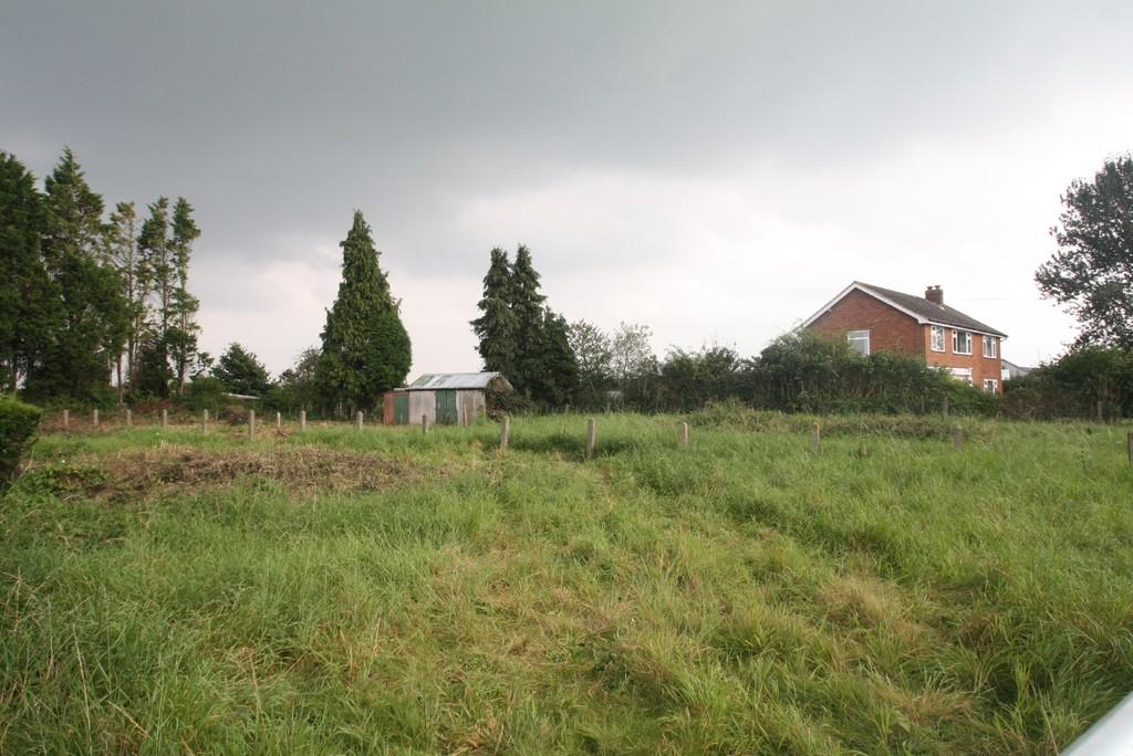 Land Commercial for sale in Building Plots at 615 Swanlow Lane, Winsford, CW7 4BP