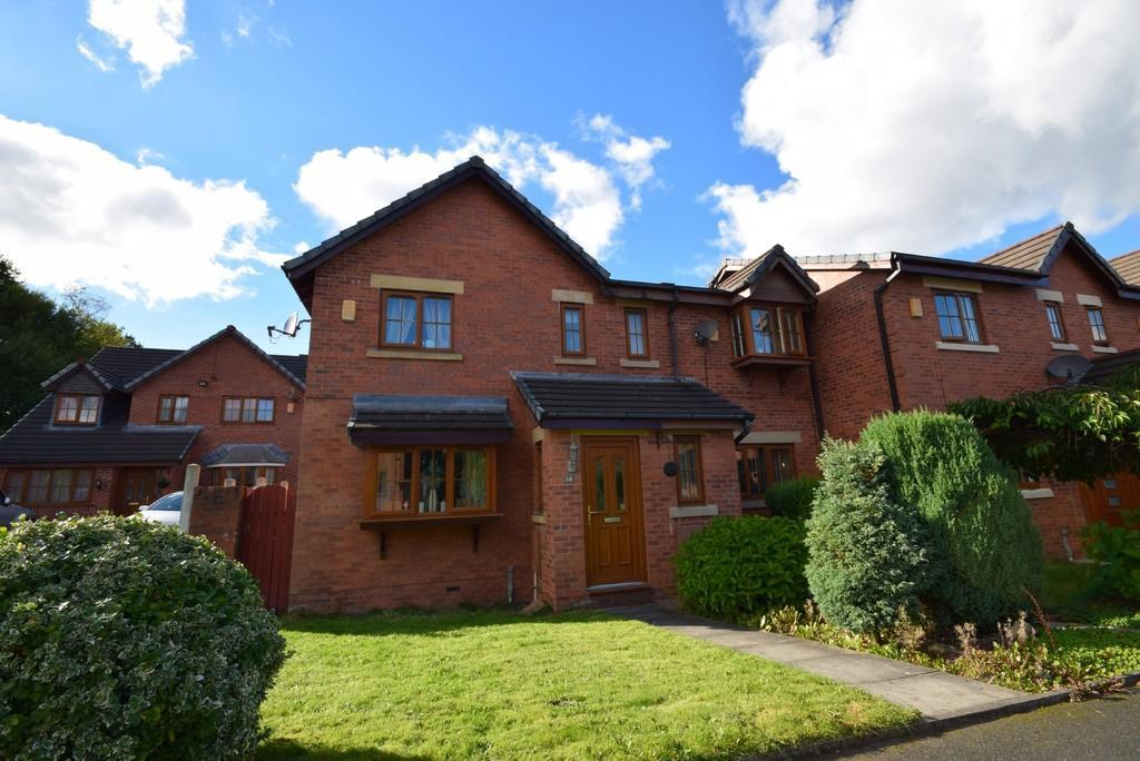 3 Bedrooms Mews House for sale in Kiln Walk, Shawclough