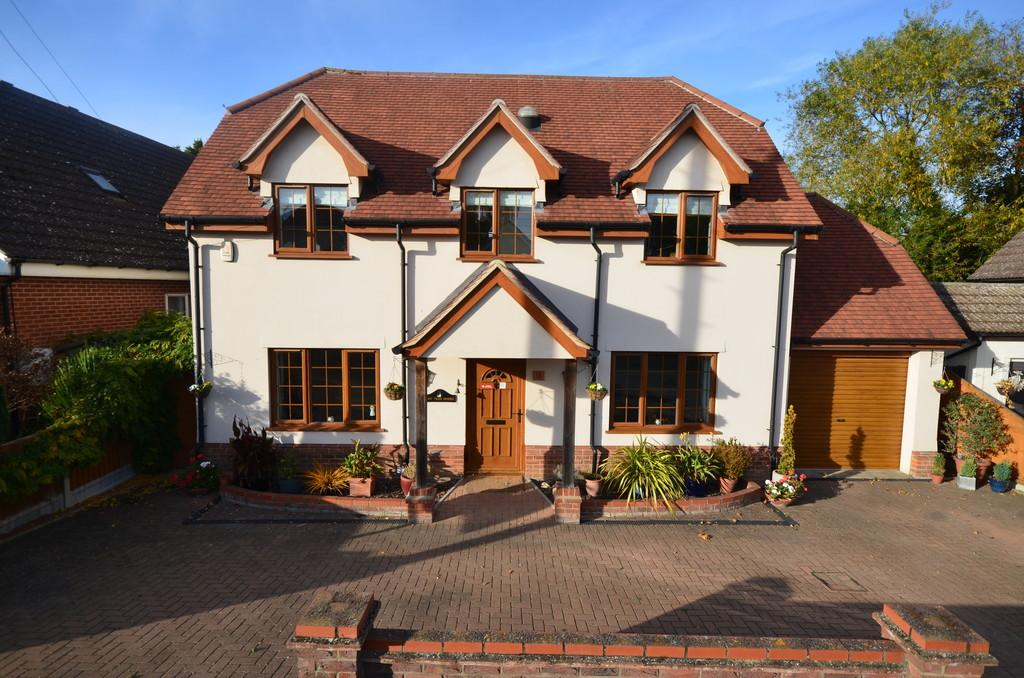5 Bedrooms Detached House for sale in Station Road, Tiptree