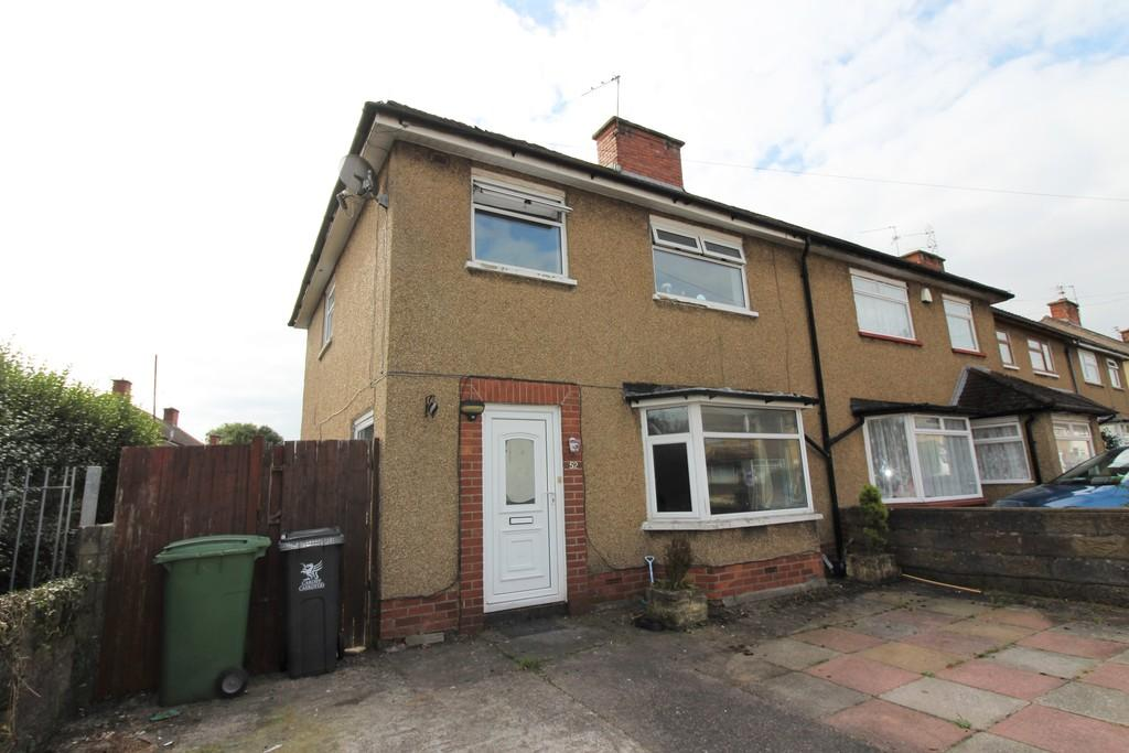 3 Bedrooms Semi Detached House for sale in Heol Powis, Heath