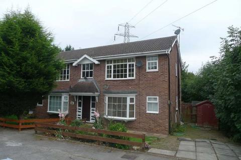 Studio to rent - Fieldway Close, Rodley