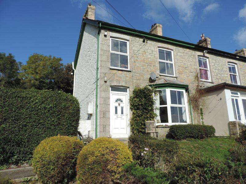 3 Bedrooms End Of Terrace House for sale in Perranwell Station, Truro