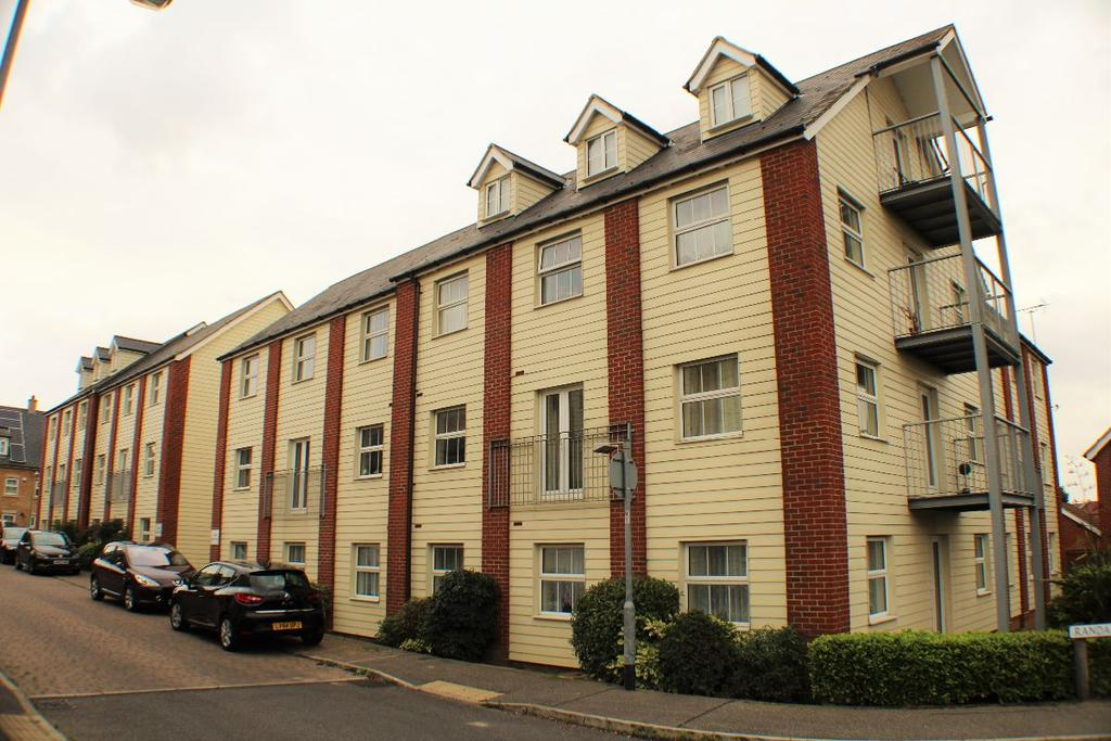 2 Bedrooms Apartment Flat for sale in Randell Close, Witham, Essex