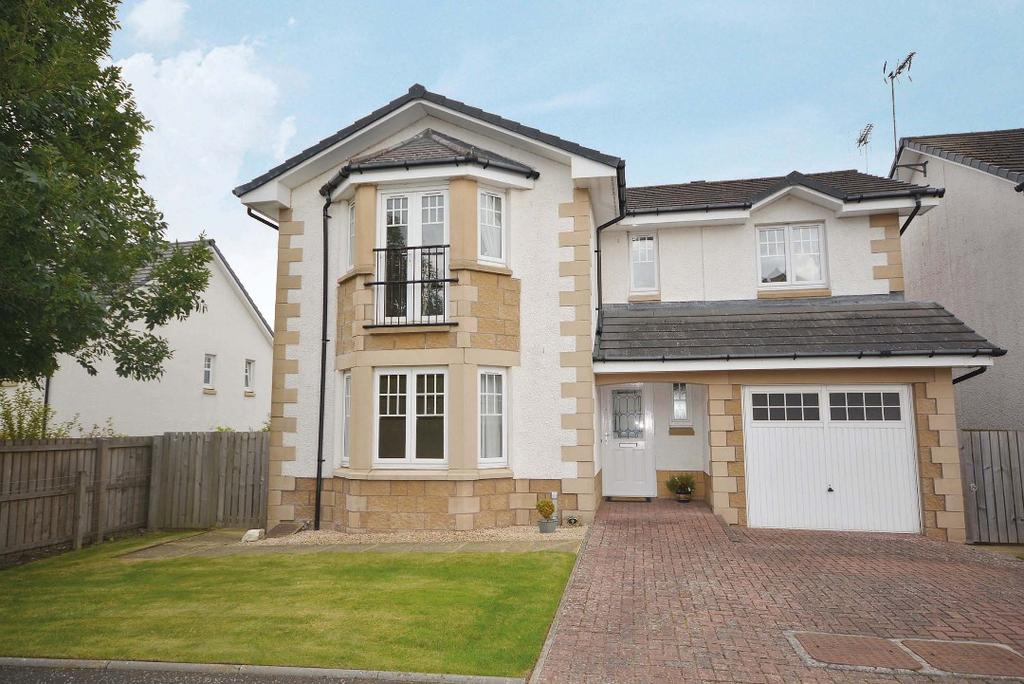 5 Bedrooms Detached House for sale in MacKenzie Court, Dunblane, Stirling, FK15 9BJ