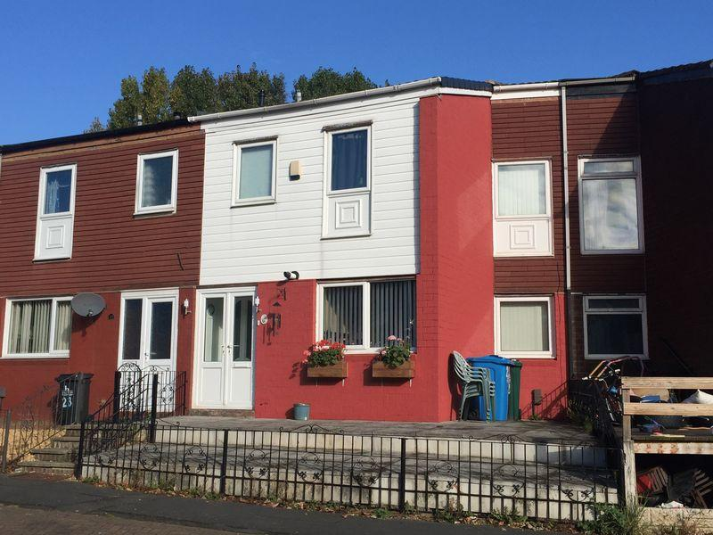 3 Bedrooms Terraced House for sale in Blyth Close, Murdishaw