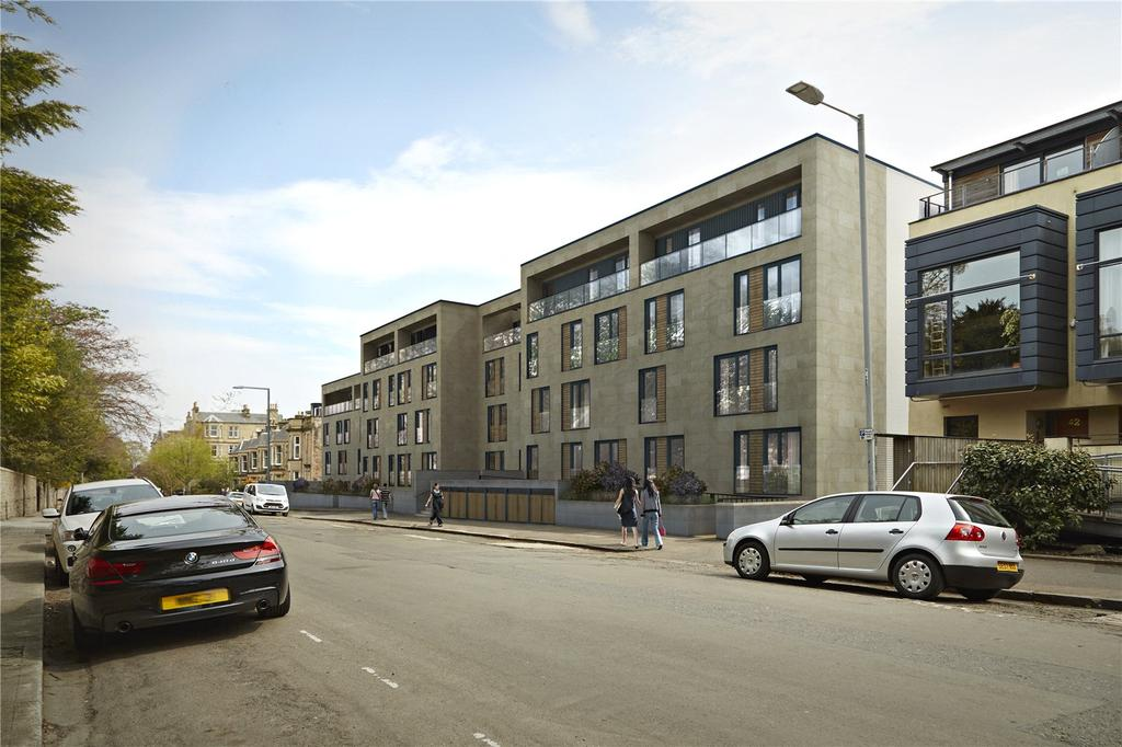 3 Bedrooms Flat for sale in Apartment 4, 50 Newbattle Terrace, Edinburgh, EH10