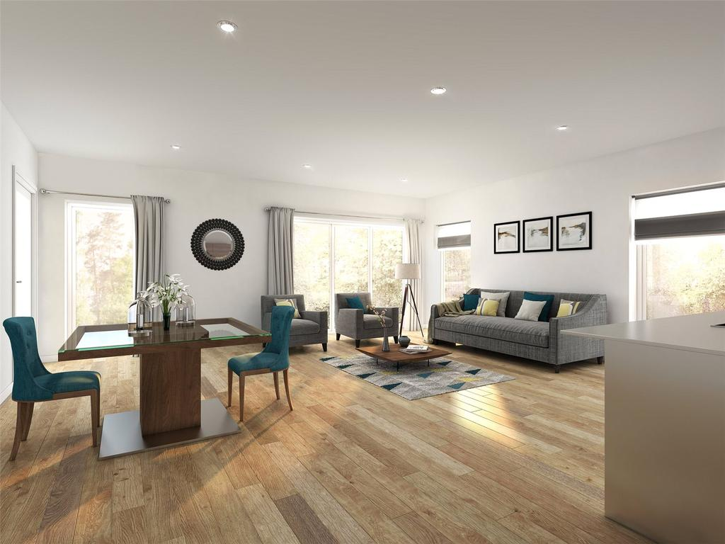 2 Bedrooms Flat for sale in Apartment 2, 50 Newbattle Terrace, Edinburgh, EH10