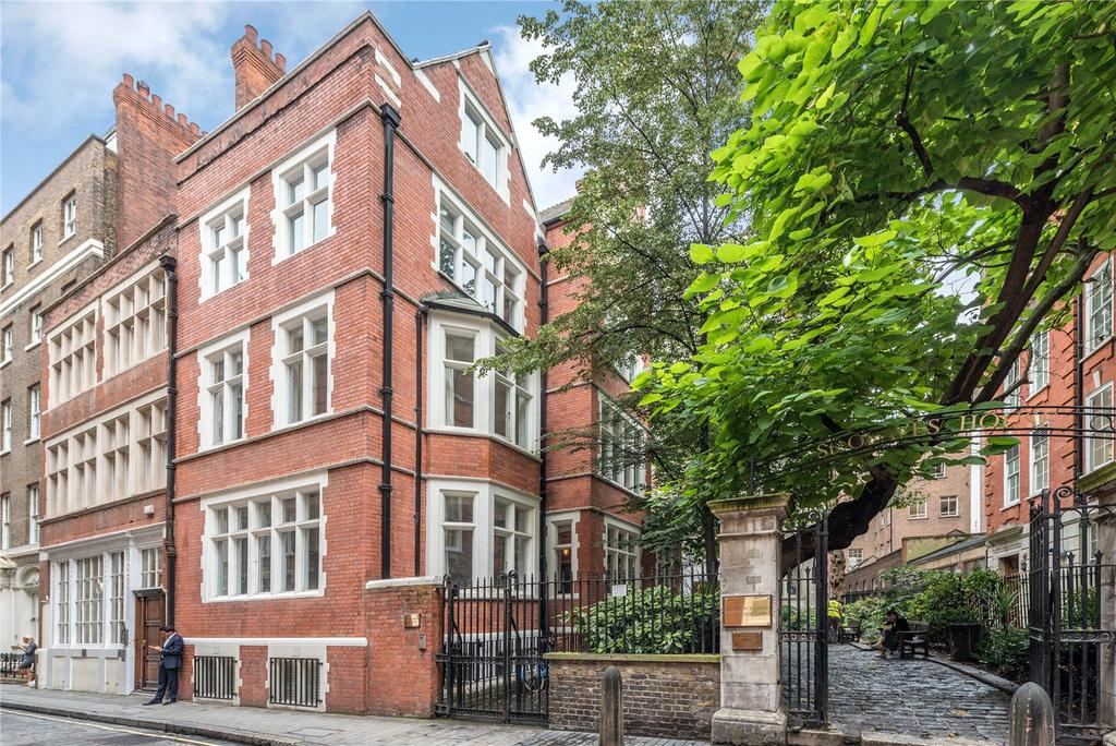 4 Bedrooms Semi Detached House for sale in Ironmonger Lane, Bank, The City, London, EC2V