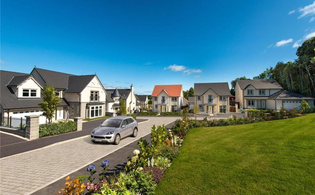 4 Bedrooms Detached House for sale in Plot 31 Balmoral, Aberdeen, AB12