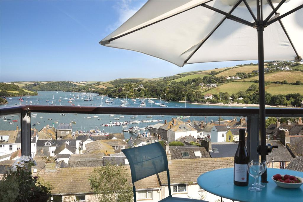 4 Bedrooms Terraced House for sale in Egremont Terrace, Devon Road, Salcombe, Devon, TQ8