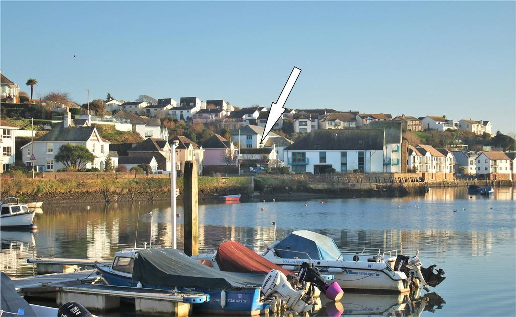 2 Bedrooms Apartment Flat for sale in Crabshell Heights, Kingsbridge, Devon, TQ7