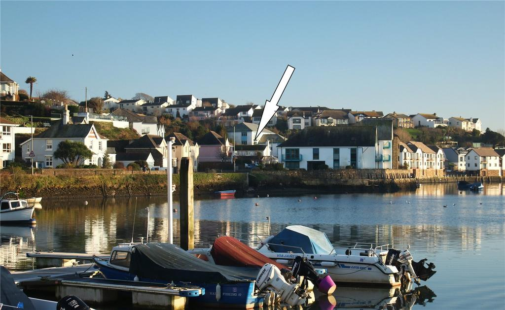 2 Bedrooms Apartment Flat for sale in Crabshell Heights, Kingsbridge, Devon, TQ7